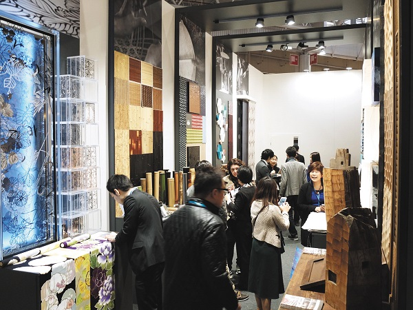 The KYOTO CONNECTION project, which saw its number of booth visitors double from last year