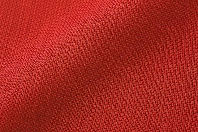 Mitsubishi Rayon Textile Co Ltd: The slubs provide a natural effect, while the weave provides dimension. Triacetate imparts a unique lustre and texture (triacetate 100%)