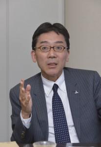 阪急阪神百貨店社長 荒木直也さん