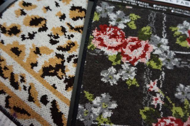 杉村繊維工業の再織は、裏表同柄で柔らかい質感が特徴