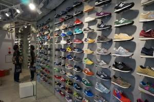 渋谷の路面店