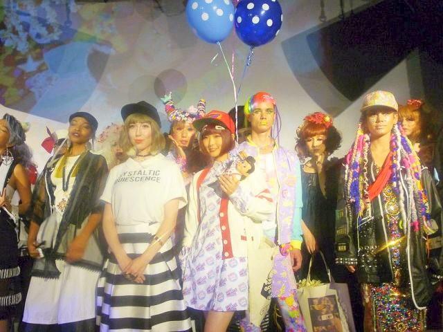 東京アバブアンダーグラウンドファッションショー