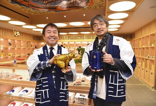 DSC設楽さんと小山さん (1)