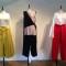 鮮やかな色や凝ったデザインが増えている「ペギーラナ」17年春夏展から