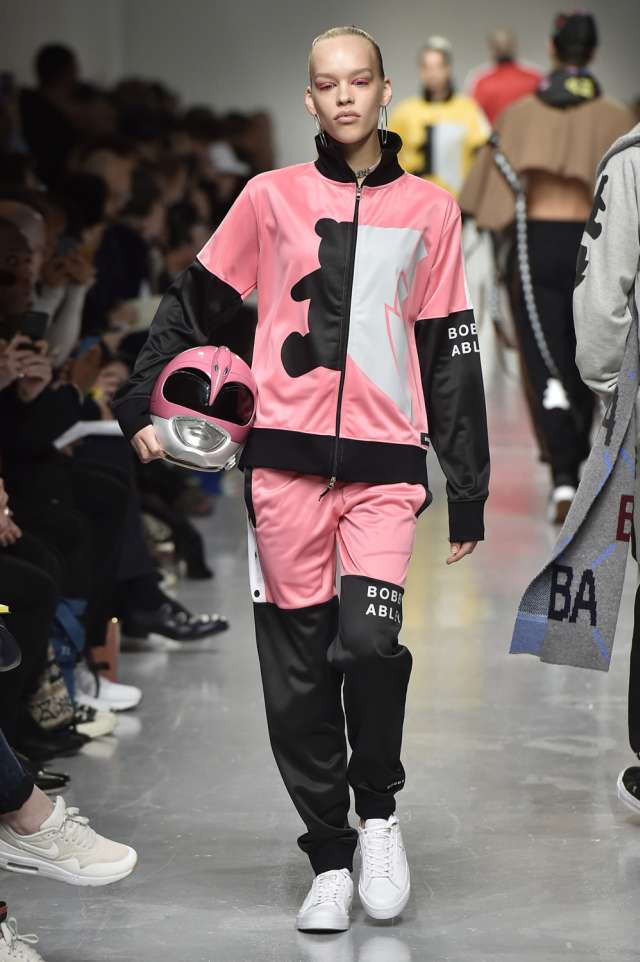 Bobby Abley Fall Winter 2017 London Menswear Fashion Week Copyright Catwalking.com 'One Time Only' Publication Editorial Use Only