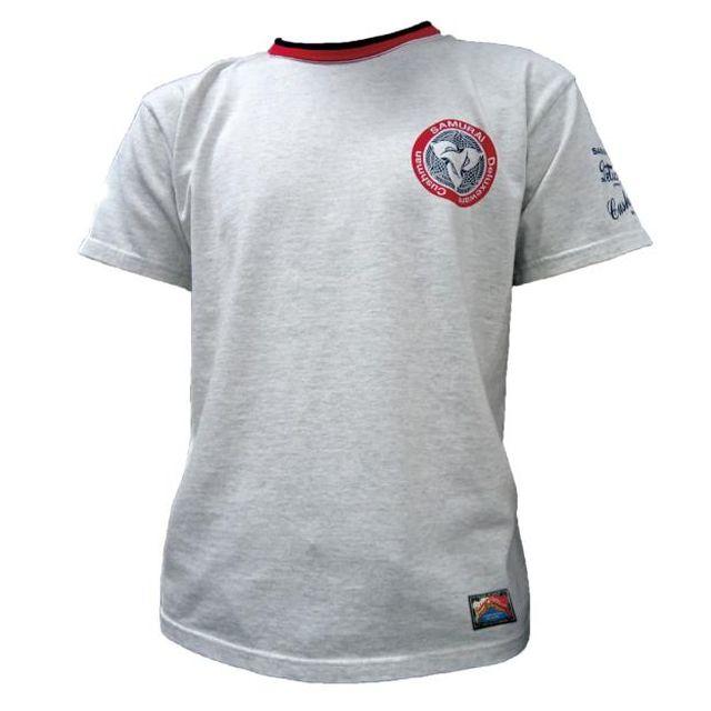 国産のこだわりTシャツで販売枚数を競い合う(サムライジーンズ)