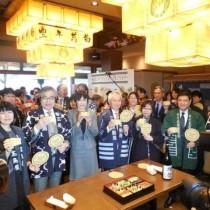 日本橋では複数の商業施設が大型連携イベントを実施