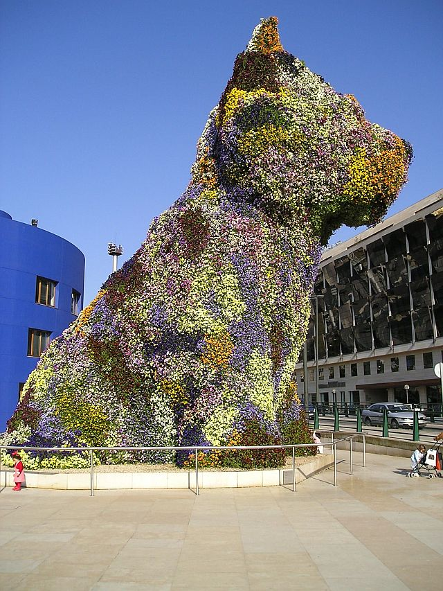 Jeff Koons / Puppy