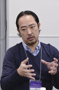■リー・ジャパン取締役    細川秀和氏  米ブランド「リー」を手掛けるリー・ジャパンのディレクター。さまざまなブランドとの協業やCSR(企業の社会的貢献)活動などにも取り組む。