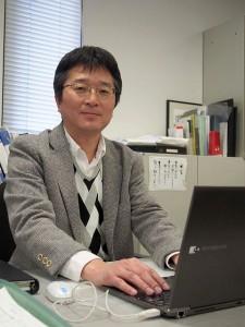 東京営業所長として人材育成にも力を入れる